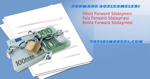 forward sözleşmesi