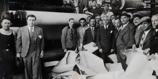 Seka Kağıt |Türk Kağıt Sanayisinin Kurucusu M Ali Kağıtçı