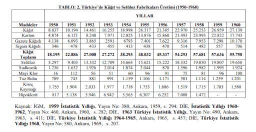Seka Kağıt ve Türkiye'de Kağıt Sektörü