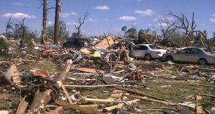 doğal afetler : Katrina Kasırgası