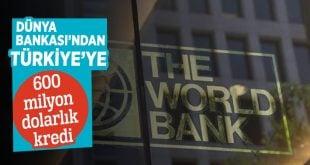 Dünya Bankası Kredi Ve Dünya Bankası Krediler