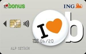 ING Bonus Kredi Kartıı