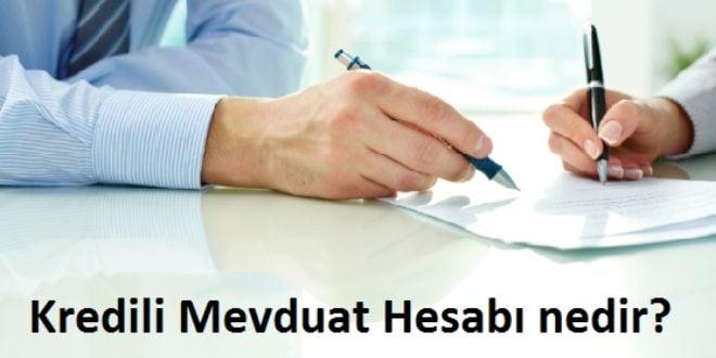 KMH - Kredili Mevduat Hesabı