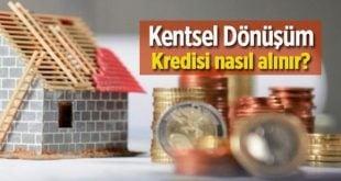 Kentsel Dönüşüm Kredisi Veren Bankalar