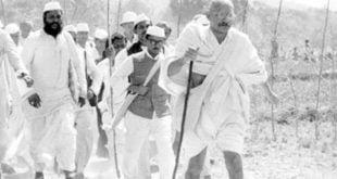 Gandhi Tuz Yürüyüşü