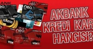 Akbank Kredi Kartı Axess Kart