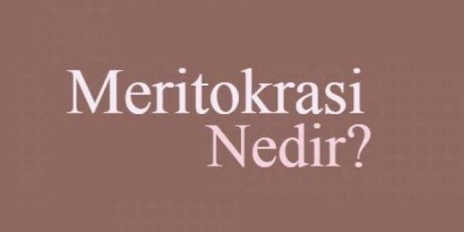 meritokrasi meritokratik