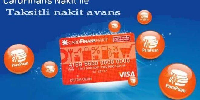 QNB Finansbank Taksitli Nakit Avans Para Çekme