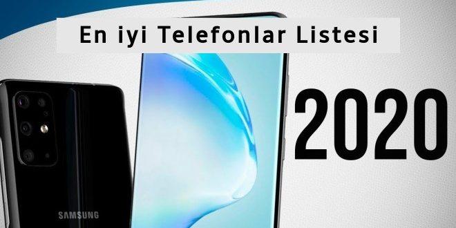 En iyi Akıllı Telefon Modelleri Listesi