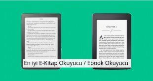 En iyi E-Kitap Okuyucu / Ebook Okuyucu