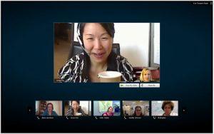 Webex Online Toplantı Programı
