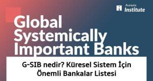 G-SIB Nedir? Küresel Sistemik önemli Banka Ne?