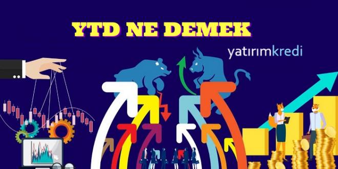 YTD NE DEMEK