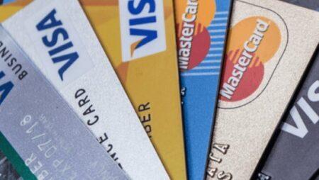 Visa Kart ve Master Kart Logoları