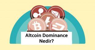 Altcoin Dominance Nedir?
